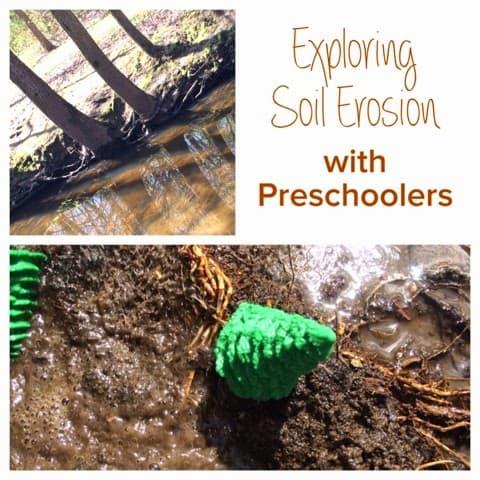 Soil Erosion Science for Preschoolers
