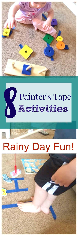 Painter's Tape Pin