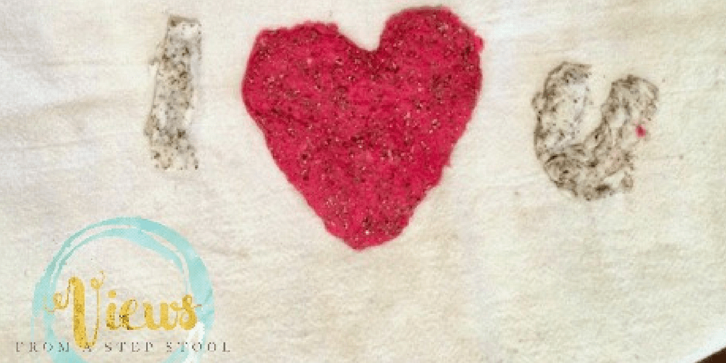 Making Seed Paper: A DIY Mother's Day Gift