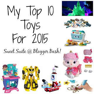 I Survived Blogger Bash Part 2: All About the TOYS! My Top 10 Picks for 2015