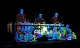 Blue Man Group Ticket Giveaway!!! Enter To Win a Family 4-Pack!
