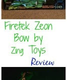 Zing Zeon Firetek Bow Review: Indoor and Outdoor Fun (and learning!)