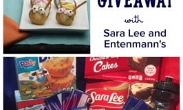 Sara Lee and Entenmann's Back to School GIVEAWAY: Lunch Box Goodies!