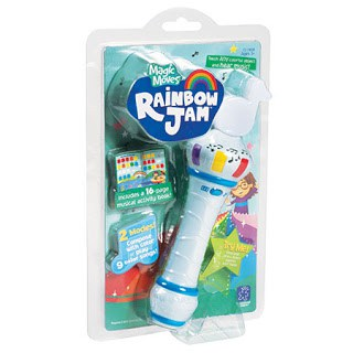 Learning Colors with Magic Moves® Rainbow Jam by Educational Insights: Review