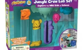 A Week of Science with the Jungle Crew Lab Set: Review