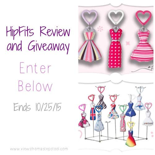 HipFits Review and Giveaway! Clippable Fashion to Collect or Trade