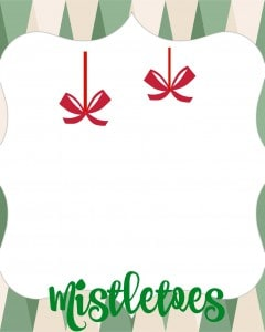Fun christmas footprint art printables to make adorable homemade gifts or decor!