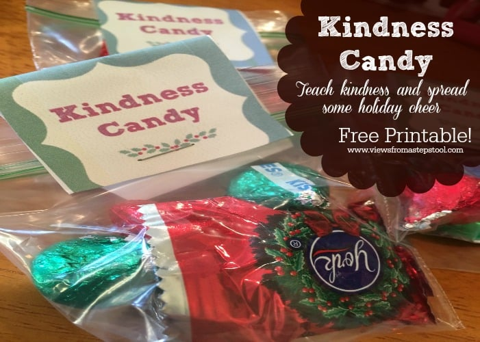 Kindness Candy: Spread Cheer this Holiday Season and Teach Kindness