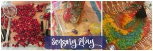 3 fun sensory activities that inspire imagination!