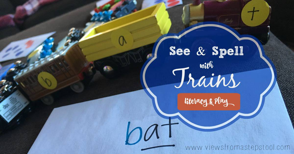 Learning with Trains: Simple Pre-Spelling Activity for Kids