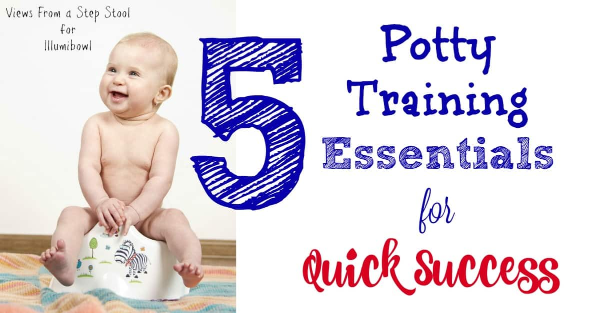 5 Potty Training Essentials for Quick Success