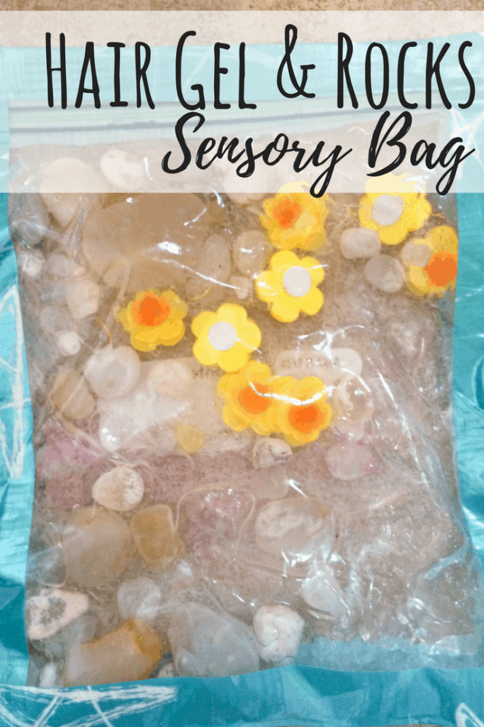 These baby-friendly sensory bags are baby, toddler & preschooler approved! 4 different ways to make simple sensory bags for all kids.