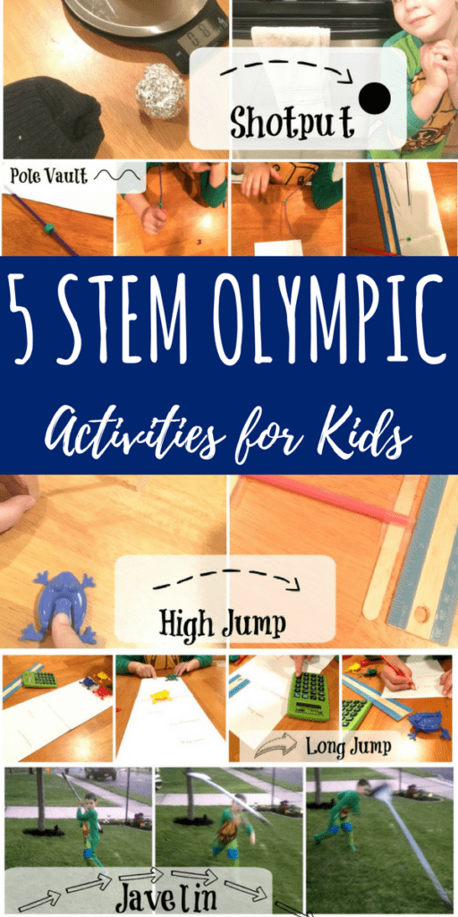 5 STEM OLYMPIC activities for kids-2