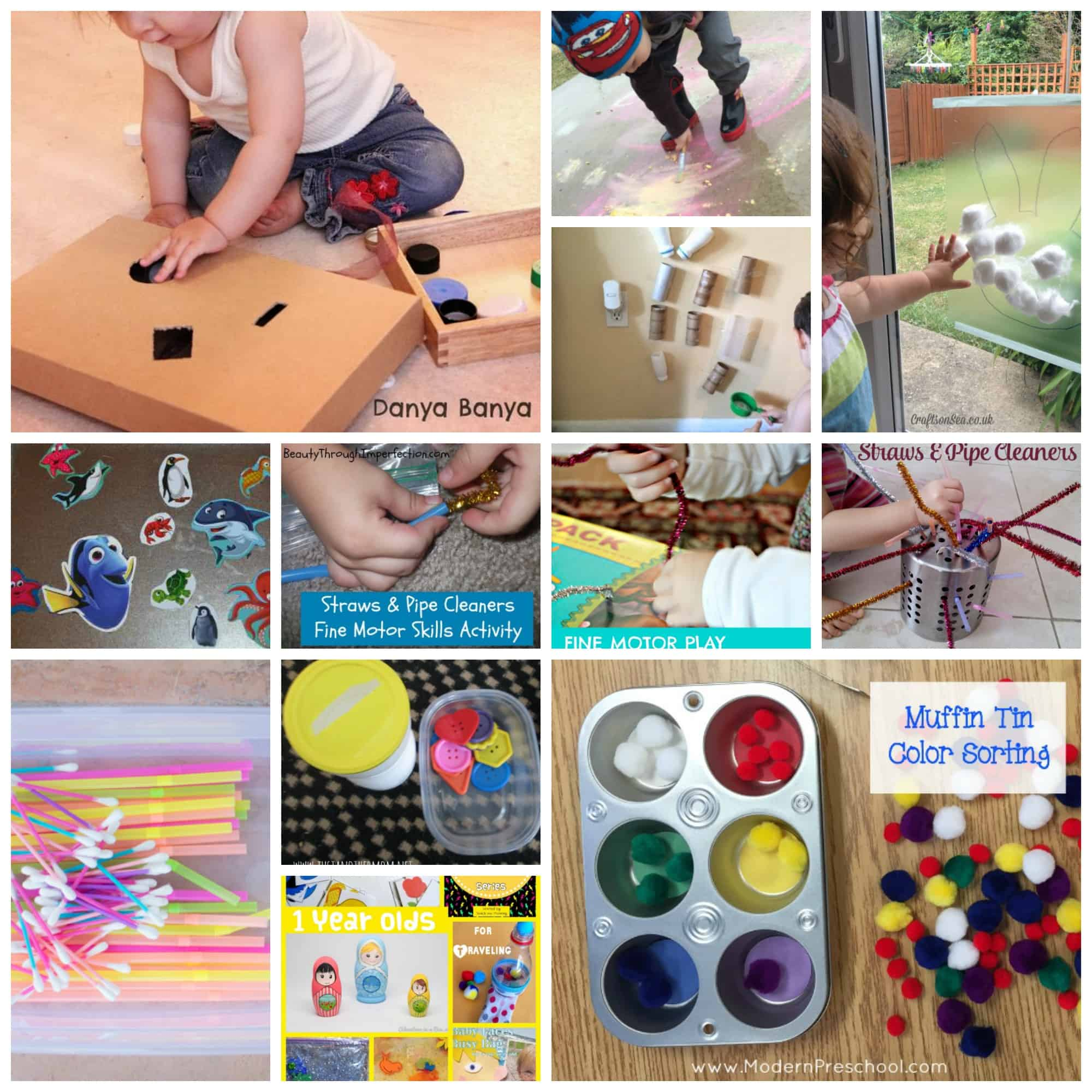 60 awesome activities for 1 year olds tested and loved fine motor one year old negle