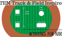 5 Olympic Track & Field STEM Activities