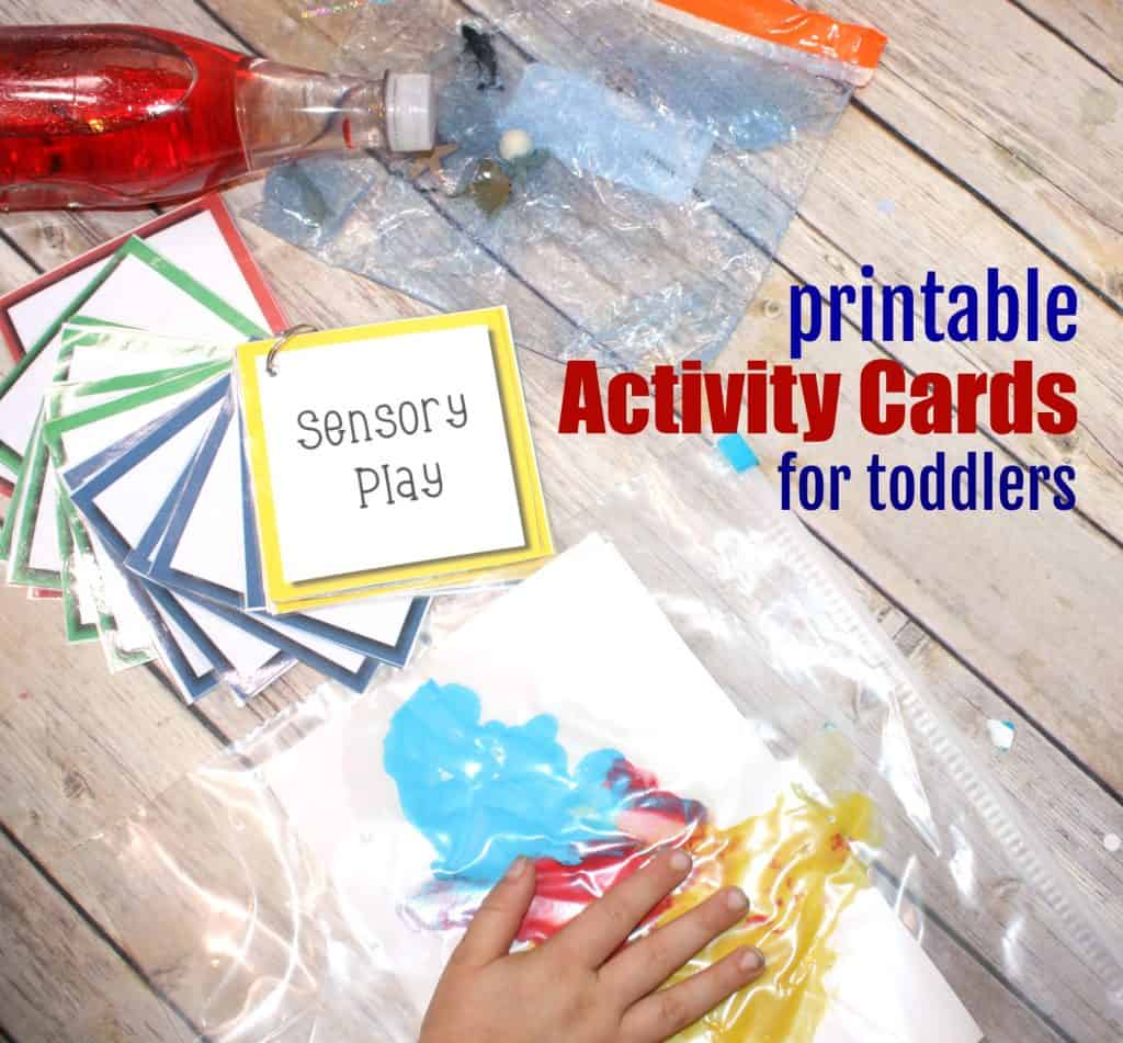 activity cards square