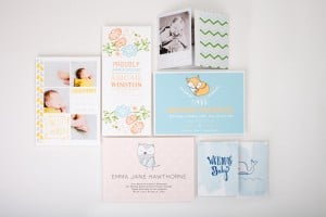 Ways to Announce the Birth of a Child
