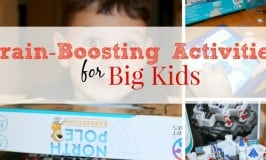 Brain-Boosting Activities for Big Kids