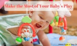 Win a Gift Card to Buy Baby Games! Simple Activities for Baby Play.