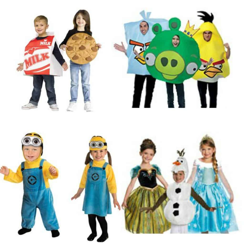 Costume Ideas for Siblings or Families  sc 1 st  Views From a Step Stool & Costume Ideas for Siblings and Families - Views From a Step Stool