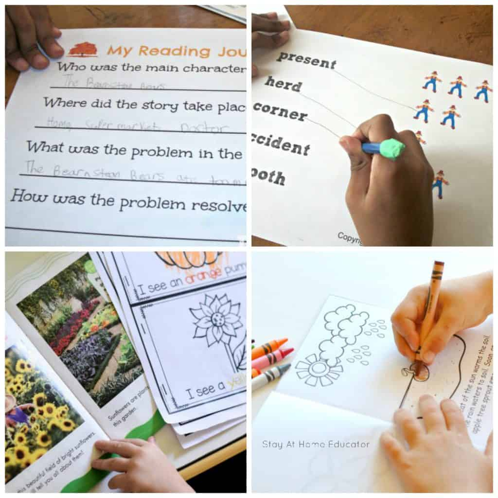 Get your printers ready! Here is our list of some of the best fall printables for kids around. From toddlerhood to early elementary education, and from reading to math to games and fun, we've got ya covered.