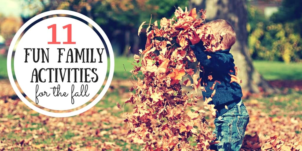 11 Fun Family Activities You Must Do This Fall