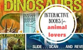 Interactive Books for Animal Lovers