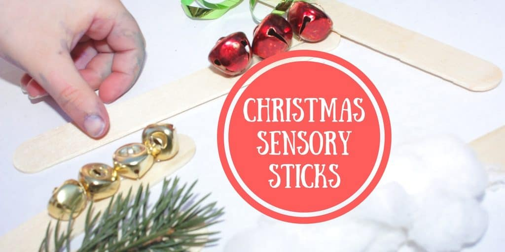 christmassensorysticks