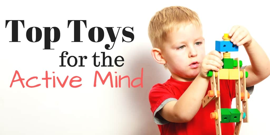 Gift Guide for the Active Mind: Ages 3-8