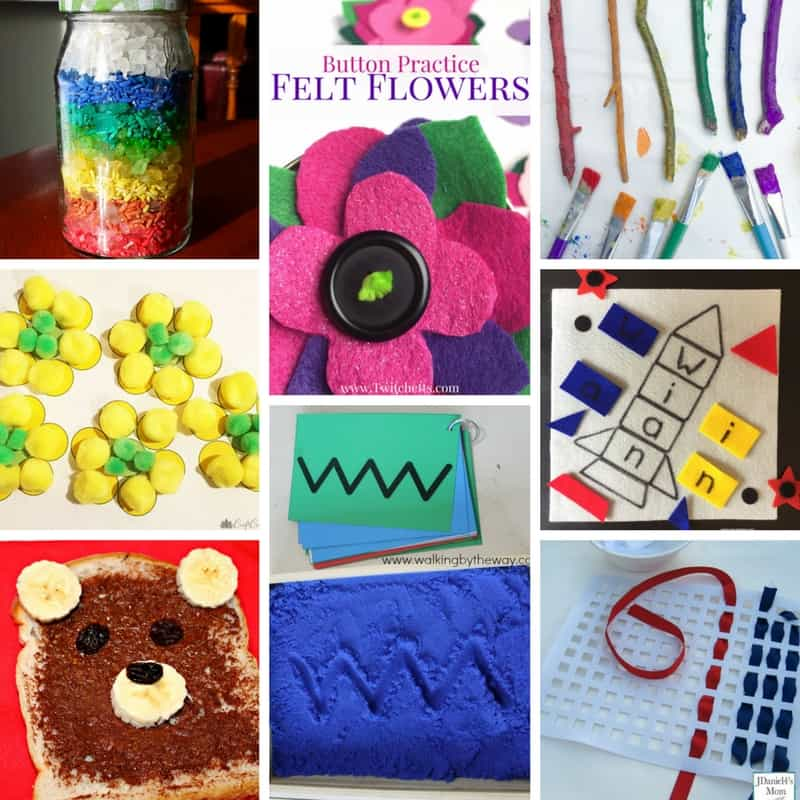 These activities for 4 year olds provide for tons of learning & self-expression through play.This age is inquisitive & independent & learns at a rapid pace!