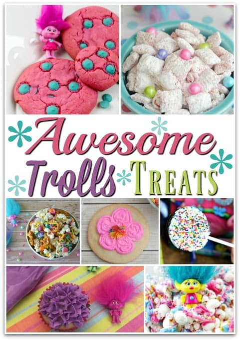 Here are 10 really amazing Trolls treats that your kids will just love.