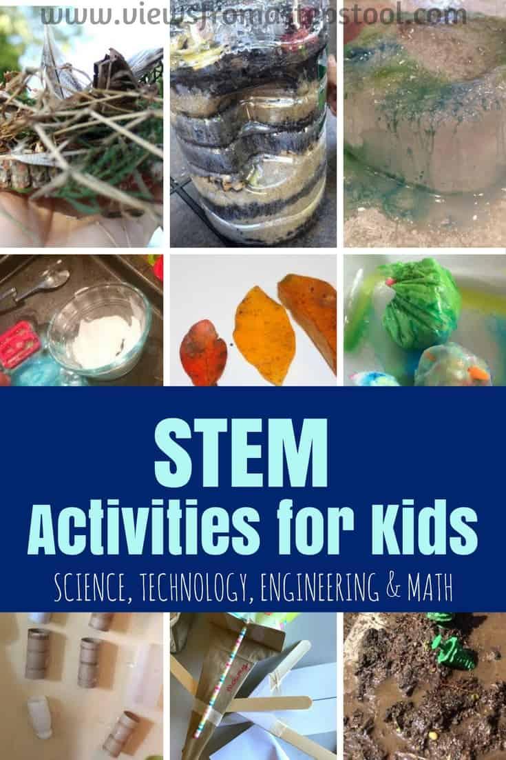 STEm activities for kids