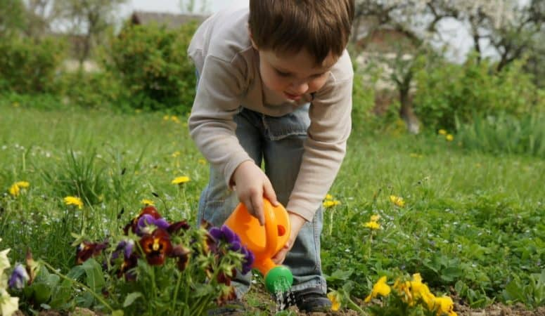 Why You Should Plant a Garden with Your Kids