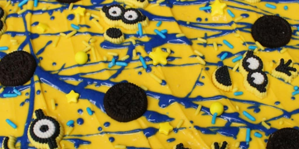 Minions Dessert: Despicable Me Treat for Kids