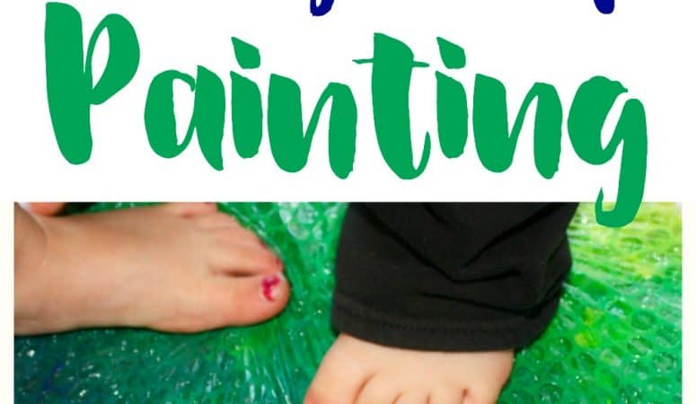 10+ Art Activities for 1 Year Olds