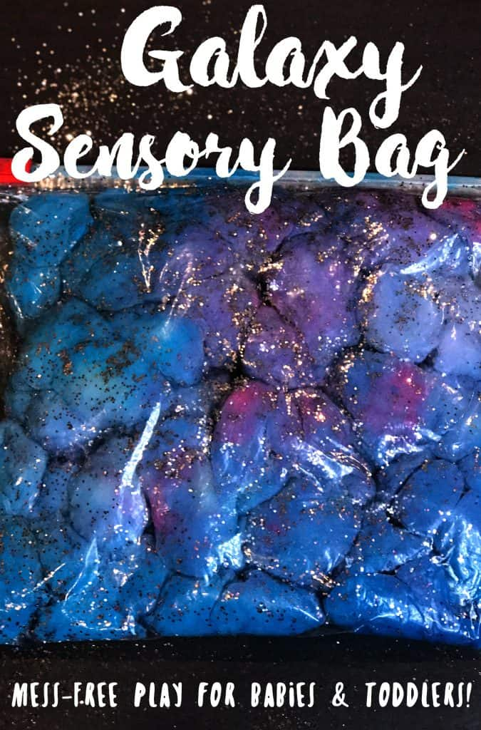 Space sensory bag pin 2