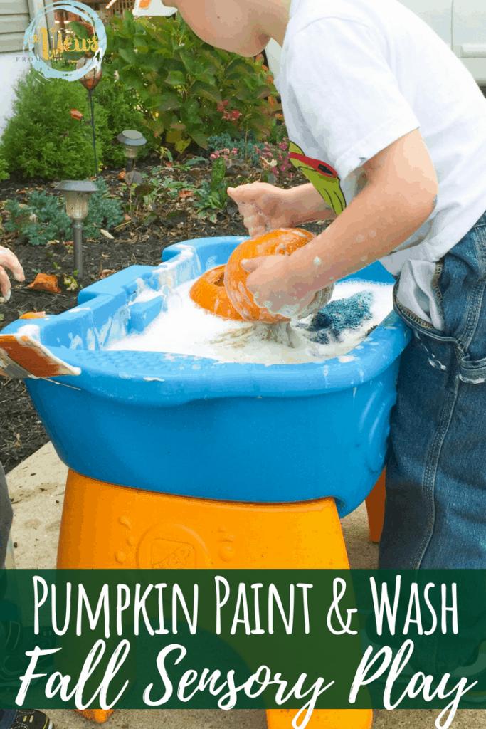 pumpkin painting sensory pin 3