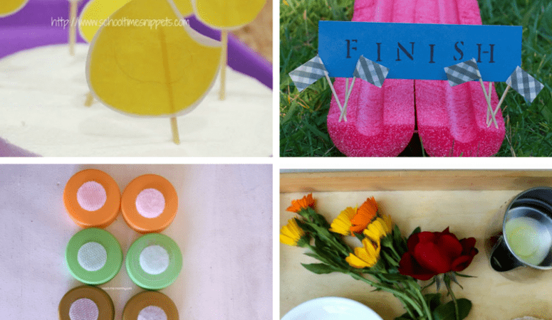 45 Best Spring Activities for 1 Year Olds, Because Toddlers Can Play Too!