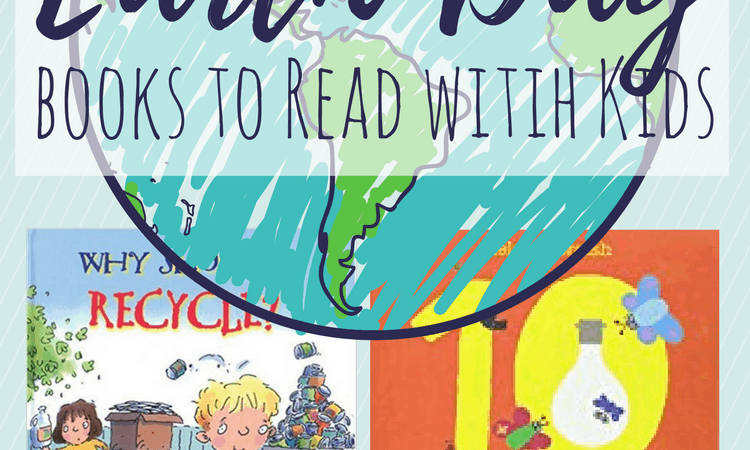 15 Earth Day Books for Kids