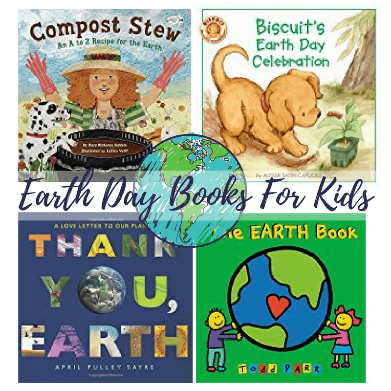 15 Earth Day Books swquare