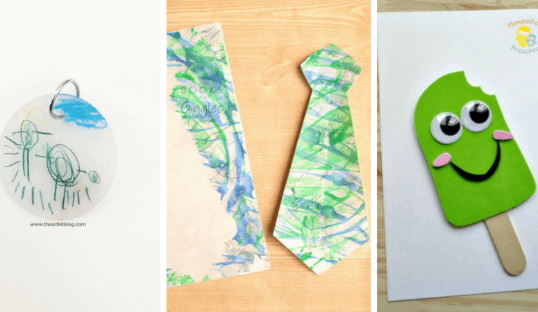 Toddler-Made Gifts for Dad: Perfect for any Occasion