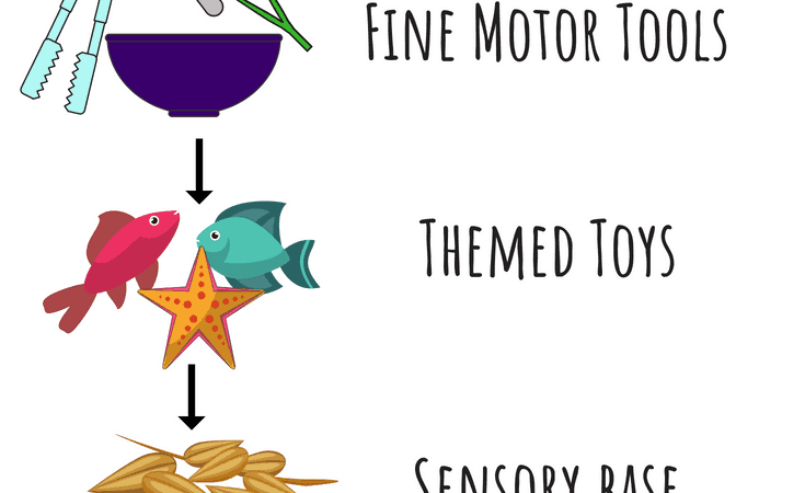 Must-Have Sensory Bin Tools and Starters for Kids