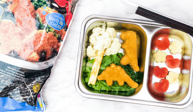 A Dinosaur Lunch Kids Will Love + Printable Dino Lunchbox Notes