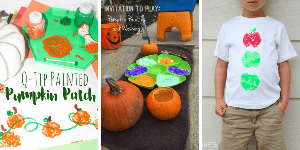 fall activities for 1 year olds art 2