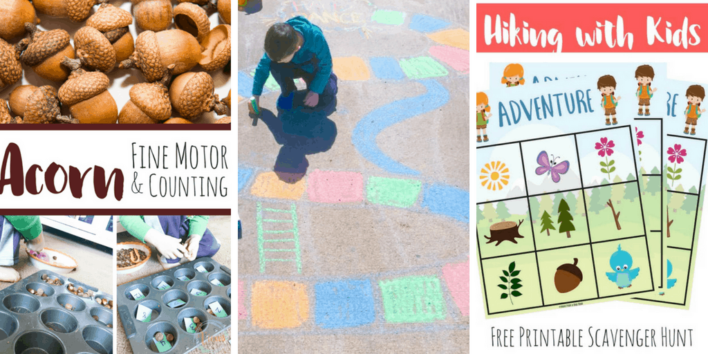 fall activities for 1 year olds outdoor 1