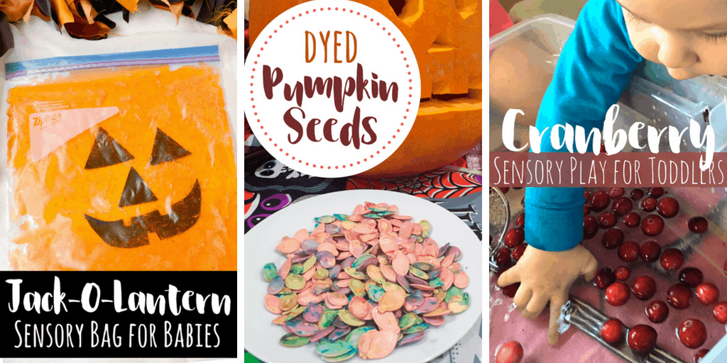 fall activities for 1 year olds sensory 1