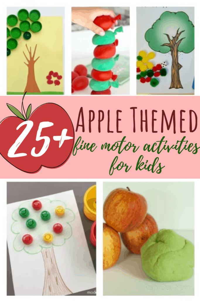 apple fine motor pin 1