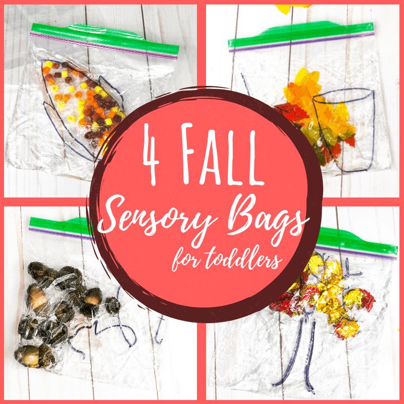 fall sensory bags square