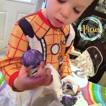 sensory egg dyeing 7