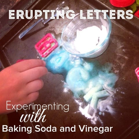 Erupting Letters and Name Exploration
